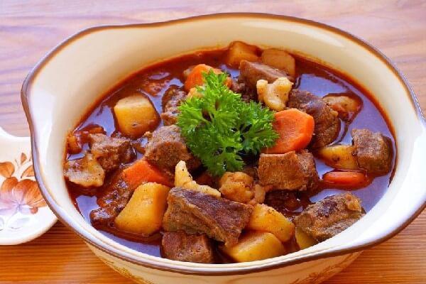 10 món ăn ngon nhất được làm từ bắp bò