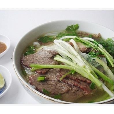 Cách nấu phở bò gia truyền Nam Định